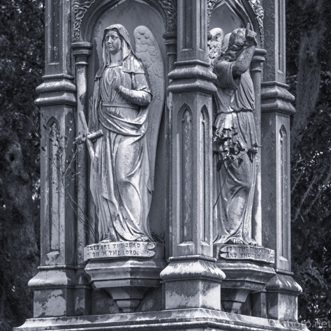 Cemetery Monument - click to enlarge