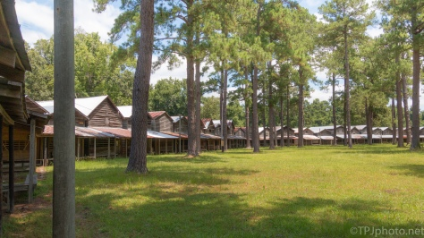 Indian Field Campground, 99 Tents - click to enlarge