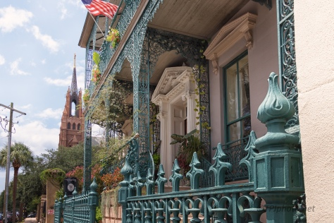 A Walk In Town, Charleston - click to enlarge