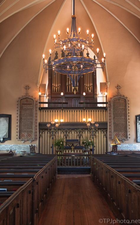 Old Church, Charleston, South Carolina - click to enlarge