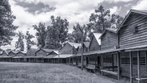Camp Meeting Cabins - click to enlarge