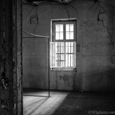 Jail Cells, 1800's - click to enlarge
