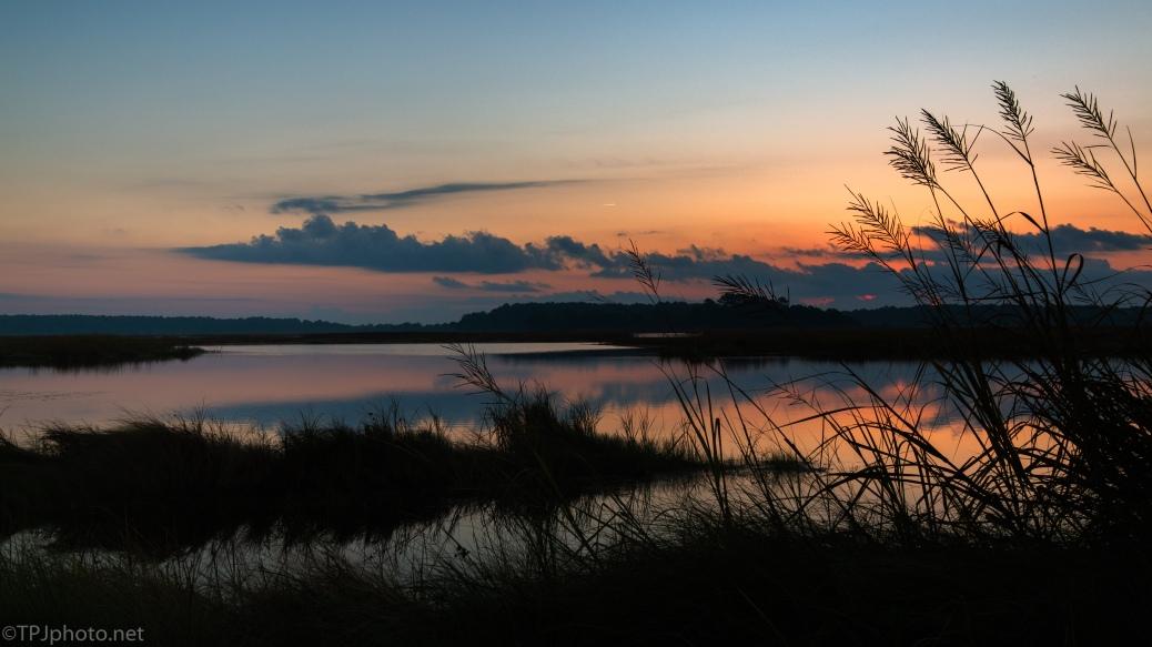 ACE Basin Sunrise - click to enlarge