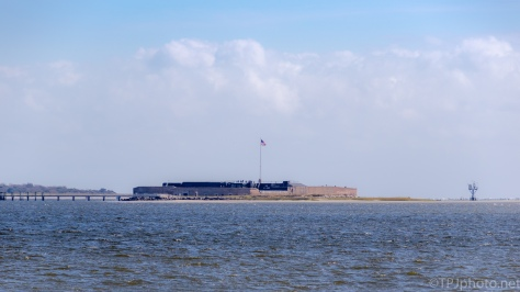 Fort Sumter, South Carolina - click to enlarge