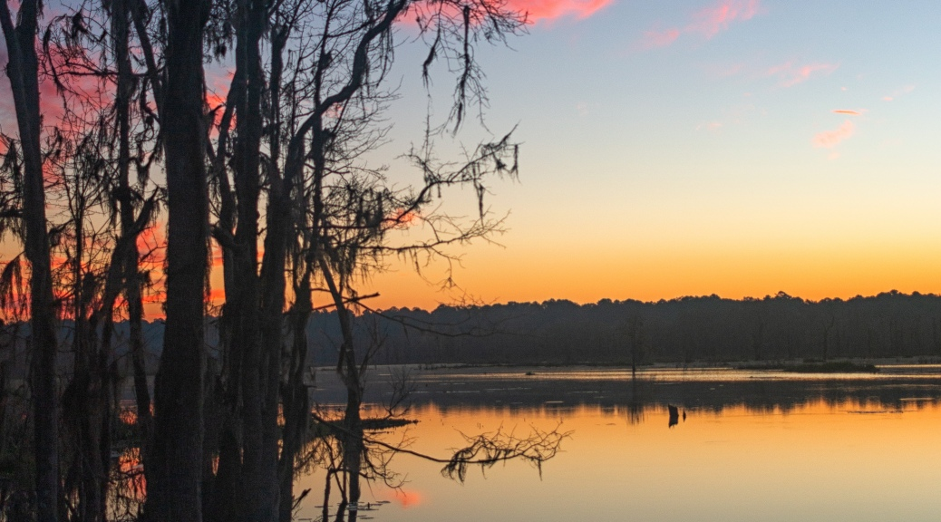 Pretty Sunrise - click to enlarge
