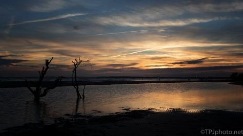 Fall Sunset, Charleston, South Carolina - click to enlarge