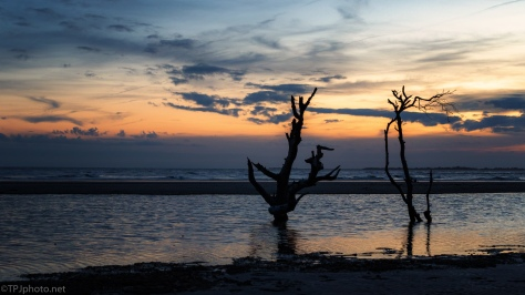 Sunset, Charleston, South Carolina - click to enlarge