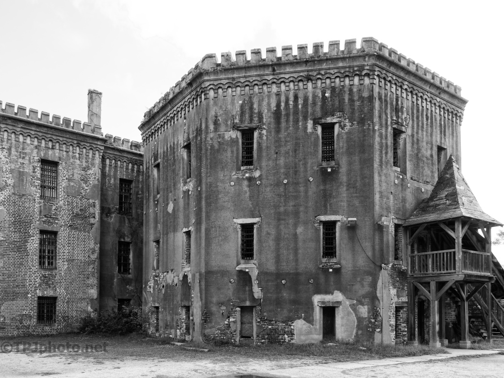 Old Charleston Jail, A Finale (2)