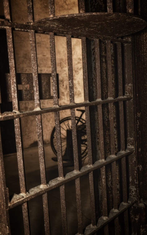 Old Charleston Jail, A Finale