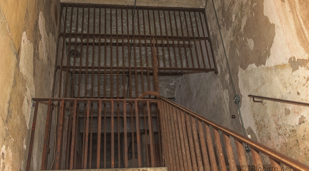 Old Charleston Jail, A Finale (4)