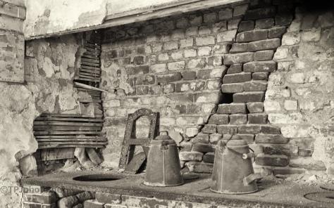 Servants Quarters, Main Kitchen