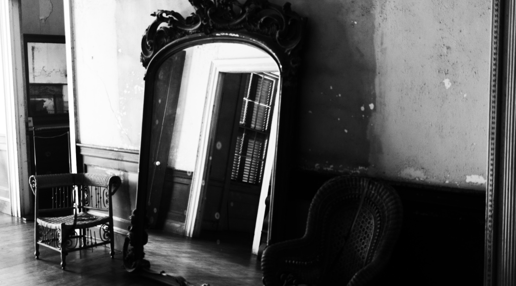 In A Grand Old House, B&W