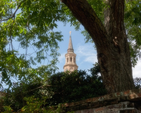 St. Philips Spire, Historic Charleston