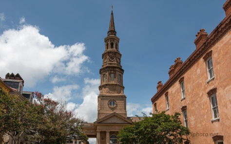 St. Philips Church, 1680, 1723, 1835, 1838