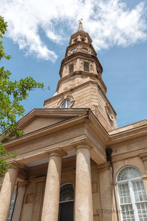 St. Philip's, Church Street, Charleston, SC
