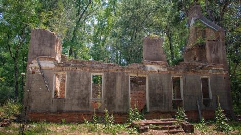ComingTee Plantation Ruins