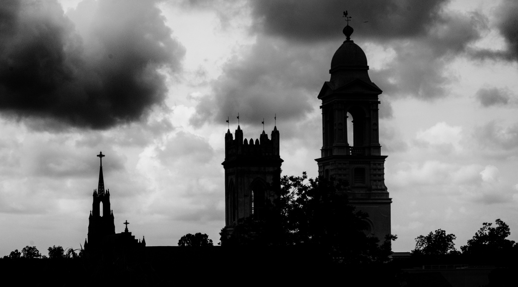 Charleston Church Spires (2)