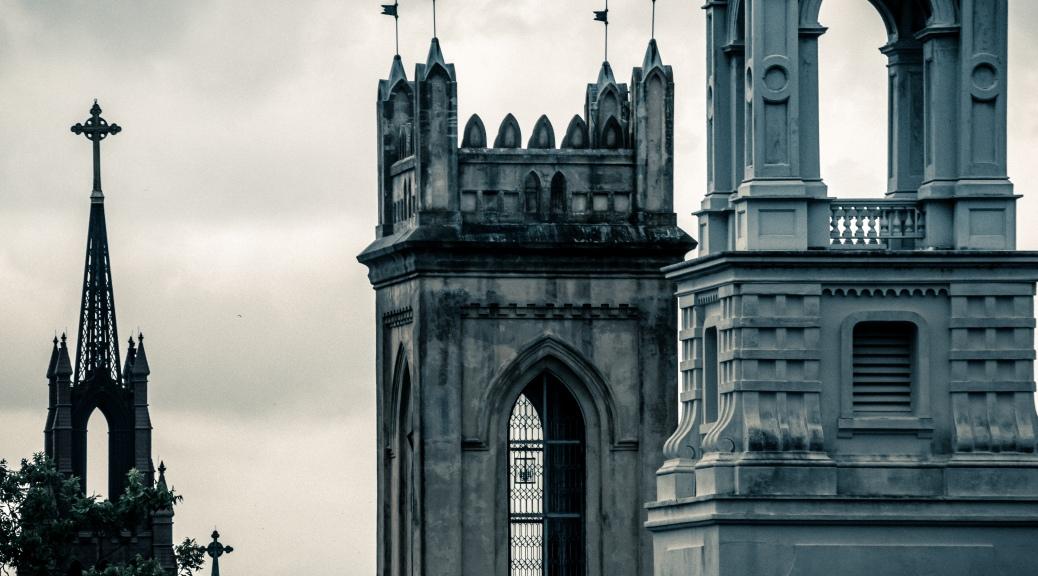 Charleston Church Spires (1)