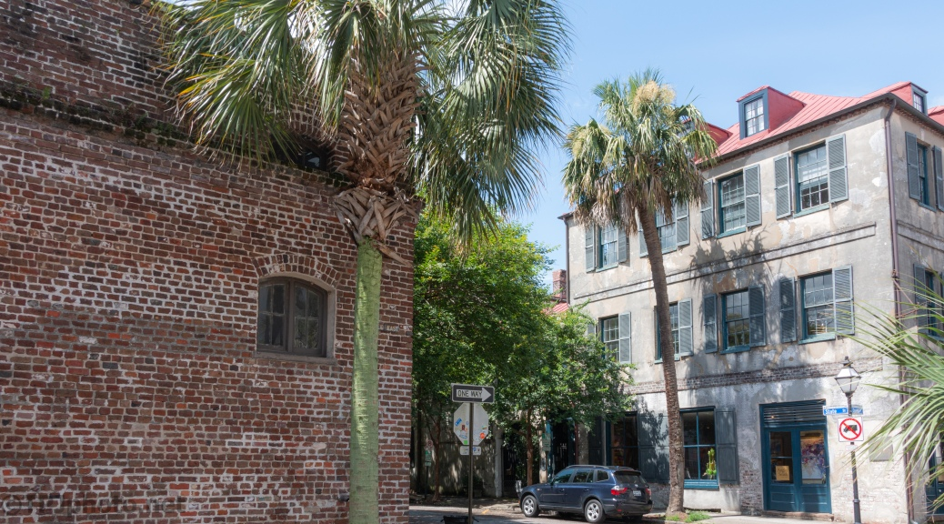 A Walk Around Town, Charleston