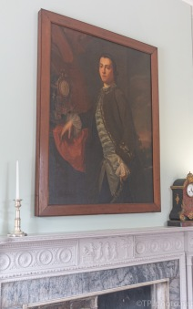 From A Charleston Grand House