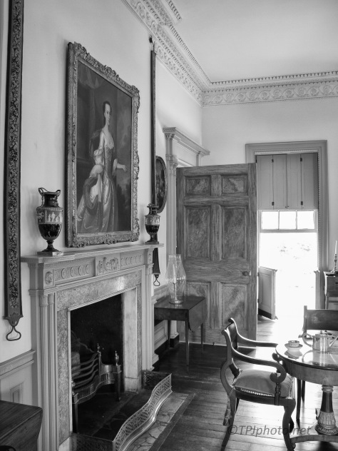 Inside A Charleston Grand House