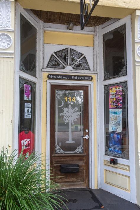 A Few Doors, What I Saw