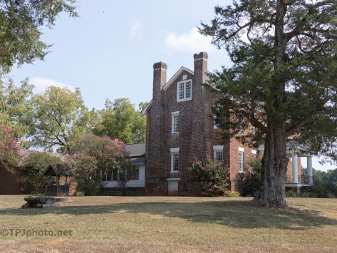 Cross Keys Plantation House