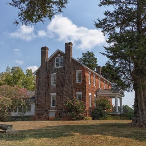 Cross Keys Plantation House