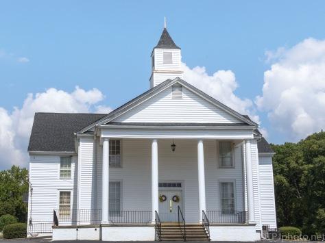 Padgett's Creek Baptist Church, Cross Keys 1800