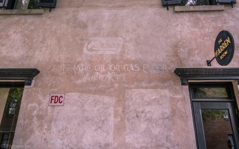 Ghost Signs, Charleston
