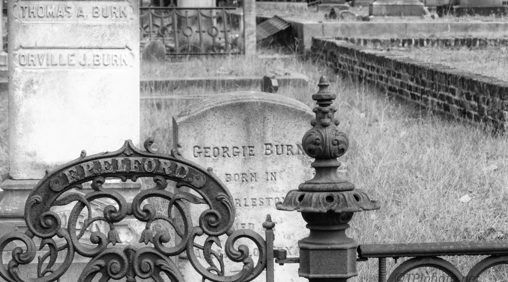 Endless Images In Old Cemeteries