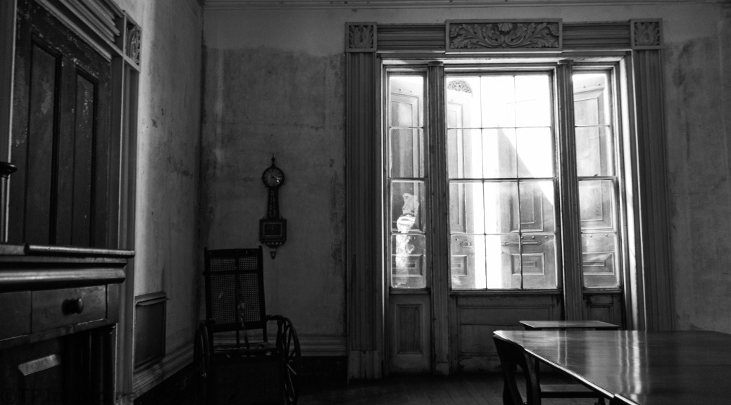 Dark Rooms, Old Grand House