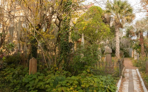 Cemetery, Back Alley Walk