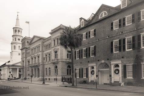 Broad Street, Charleston, South Carolina