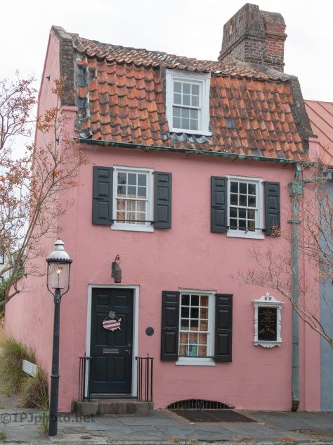 Pink House, Original Colors