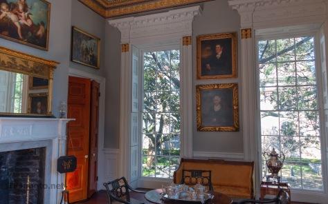 A Sitting Room, Charleston