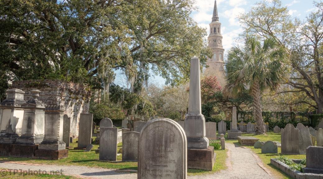 Around The Circular Church Charleston