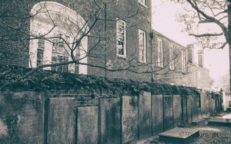 Charleston Church Yard