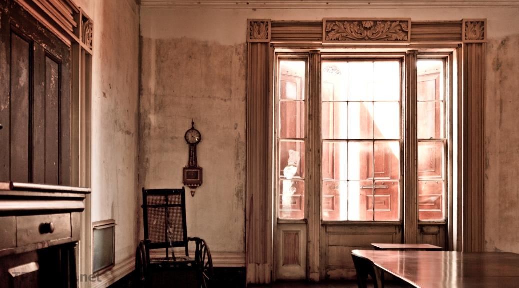 A Grand Old House, Charleston