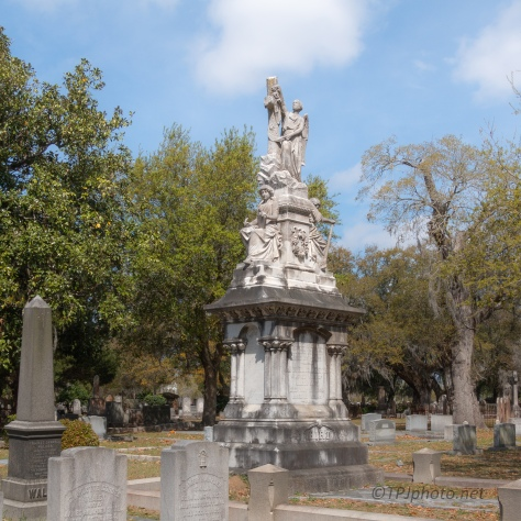 1889, Birt Monument, Charleston