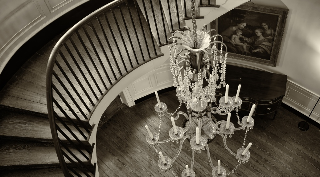 Grand Staircase, Charleston
