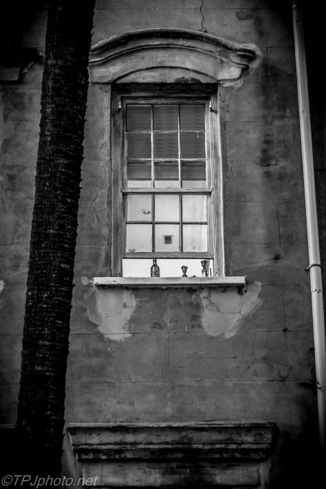 An Evening Window, Charleston