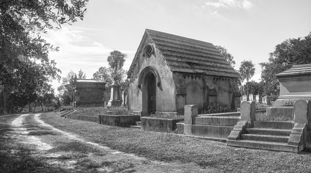 Charleston Mausoleums